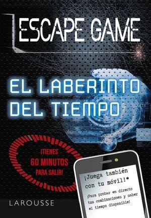 ESCAPE GAME EL LABERINTO DEL TIEMPO