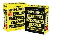 SIMPLISIMO DOBLE. EL LIBRO DE COCINA + FACIL DEL MUNDO ESTUCHE (2VOLS)