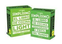 SIMPLISIMO DOBLE. EL LIBRO DE COCINA LIGHT + FACIL DEL MUNDO ESTUCHE (2VOLS)