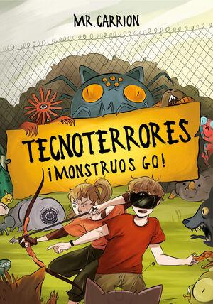 TECNOTERRORES ¡MONSTRUOS GO!
