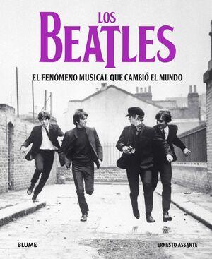 LOS BEATLES EL FENOMENO MUSICAL QUE CAMBIO EL MUNDO
