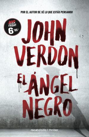 EL ÁNGEL NEGRO (SERIE DAVE GURNEY 7)