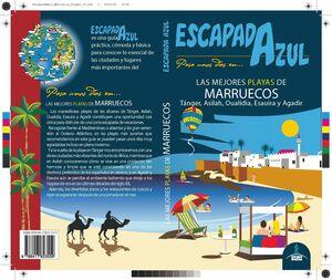 019 LAS MEJORES PLAYAS DE MARRUECOS -ESCAPADA AZUL