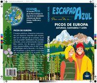 019 PICOS DE EUROPA ASTURIAS, CANTABRIA Y LEON ESCAPADA AZUL