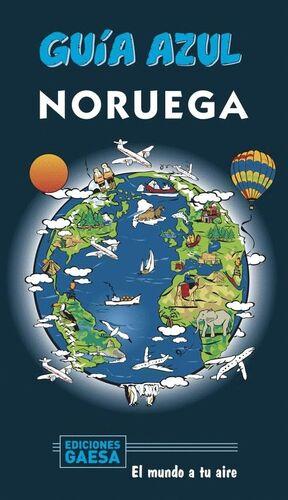 020 NORUEGA -GUIA AZUL