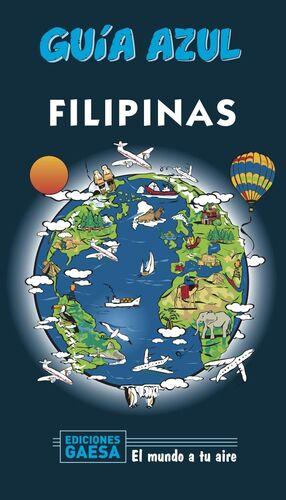 020 FILIPINAS -GUIA AZUL