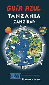 020 TANZANIA Y ZANZIBAR -GUIA AZUL