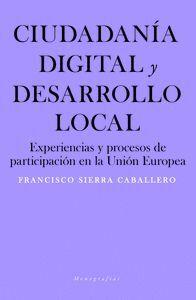 CIUDADANIA DIGITAL Y DESARROLLO LOCAL