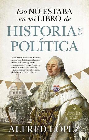ESO NO ESTABAEN MI LIBRO DE HISTORIA DE LA POLITICA