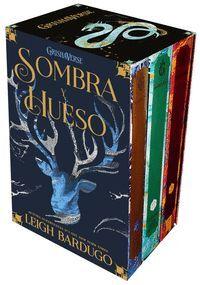 ESTUCHE ESPECIAL TRILOGIA SOMBRA Y HUESO (3VOLS)