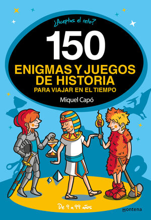 ENIGMAS HISTORIA