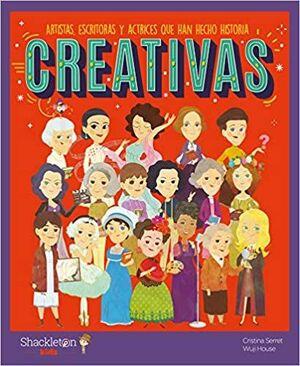 CREATIVAS ARTISTAS,ESCRITORAS Y ACTRICES QUE HAN HECHO HISTORIA