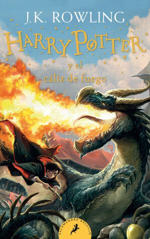 T4 HARRY POTTER Y EL CÁLIZ DE FUEGO