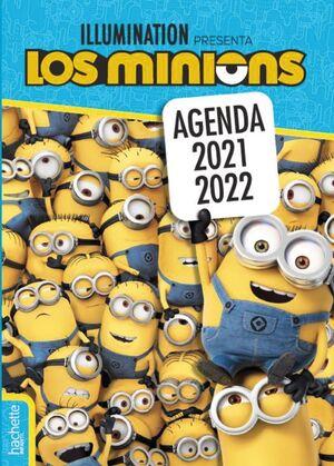 LOS MINIONS AGENDA 2021-2022