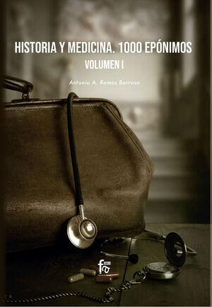 T1 HISTORIA Y MEDICINA. 1000 EPONIMOS