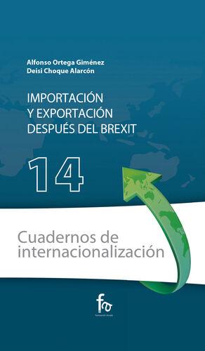 IMPORTACION Y EXPORTACION DESPUES DEL BREXIT