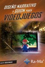 DISEÑO NARRATIVO Y GUIN PARA VIDEOJUEGOS