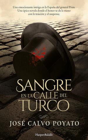 SANGRE EN LA CALLE DEL TURCO