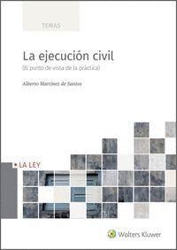 LA EJECUCION CIVIL