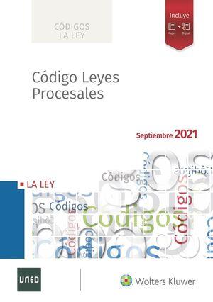 021 CODIGO DE LEYES PROCESALES
