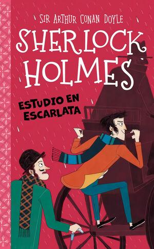 ESTUDIO EN ESCARLATA -SHERLOCK HOLMES