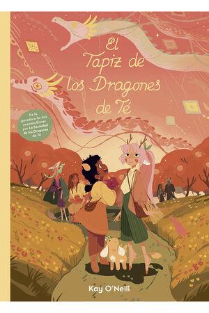 EL TAPIZ DE LOS DRAGONES DE TE