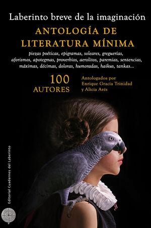 LABERINTO BREVE DE LA IMAGINACION. ANTOLOGÍA DE LITERATURA MÍNIMA