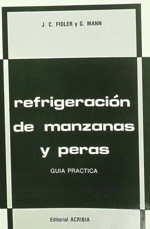 *** REFRIGERACION MANZANAS Y PERAS