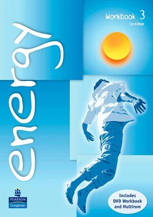 07 -ENERGY 3. WORKBOOK +DVD Y MULTIROM