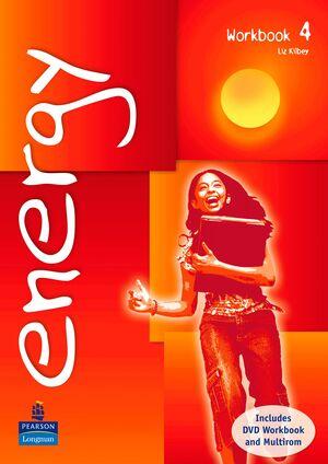 07 -ENERGY 4. WORKBOOK + DVD Y MULTIROM