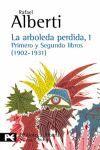 ARBOLEDA PERDIDA, 1. PRIMERO Y SEGUNDO LIBROS ( 1902-1931 )