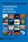 CUESTIONES CURIOSAS DE CIENCIA