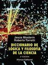 DICCIONARIO DE LOGICA Y FILOSOFIA DE LA CIENCIA