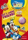 LET'S MAKE FRIENDS/ HAGAMOS AMIGOS -MAGIC ENGLISH LIBRO DE...