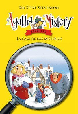 LA CASA DE LOS MISTERIOS.  AGATHA MISTERY 1 ESPECIAL