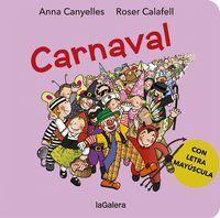 CARNAVAL. CON LETRA MAYUSCULA