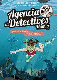 ¡NAUFRAGIO A LA VISTA! AGENCIA DE DETECTIVES NÚM. 2- 13.