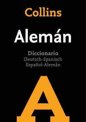 011 COLLINS ALEMAN -DICCIONARIO DEUTSCH-SPANISCH/ESPAÑOL-ALEMAN