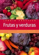 FRUTAS Y VERDURAS. JARDIN PRACTICO