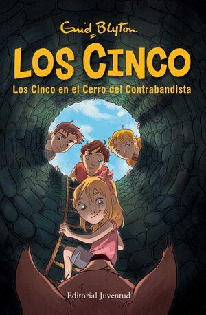 LOS CINCO EN EL CERRO DEL CONTRABANDISTA Nº4