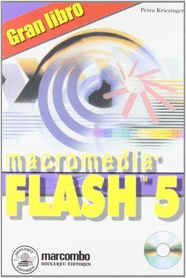 +++ FLASH 5 GRAN LIBRO MACROMEDIA