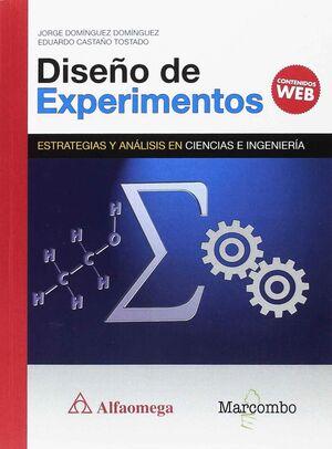 DISEÑO DE EXPERIMENTOS. ESTRATEGIAS Y ANALISIS EN CIENCIAS E INGENIERIA