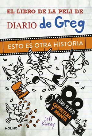 LIBRO DE LA PELI DE DIARIO DE GREG, ESTO ES OTRA HISTORIA