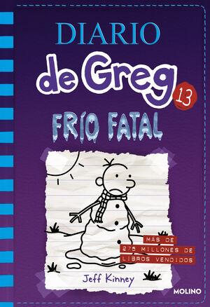 T13 DIARIO GREG: FRIO FATAL