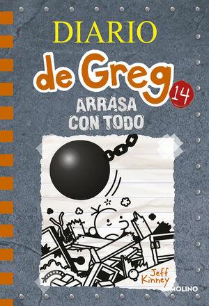 T14 DIARIO GREG: ARRASA CON TODO