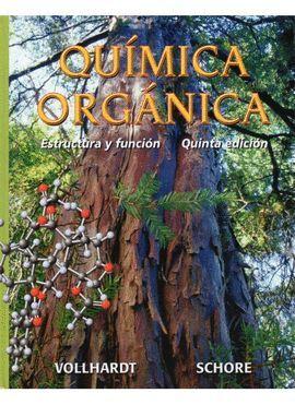 QUIMICA ORGANICA (5ª EDICION)