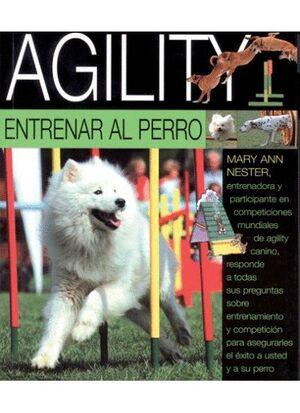 AGILITY - ENTRENAR AL PERRO
