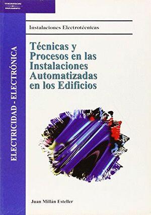 * CF/GS TECNICAS Y PROCESOS INSTALACIONES AUTOMATIZADAS EN EDIFICIOS