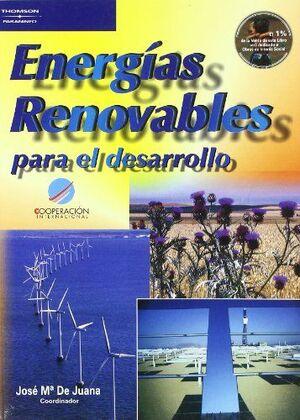ENERGIAS RENOVABLES PARA EL DESARROLLO