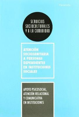 010 APOYO PSICOSOCIAL, ATENCION RELACIONAL Y COMUNICATIVA...